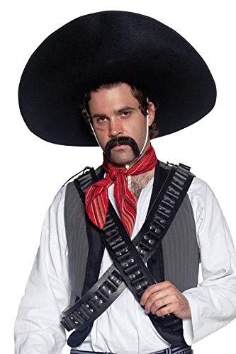 Smiffys Authentic Mexican Bandit Sombrero