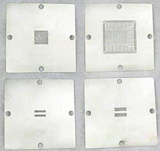 HT-90 SATKIT Pack 4 STENCILS para PS4 de 90X90 valido MK-15 kit dual
