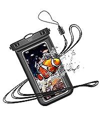 Image of YOSH Waterproof Phone Pouch...: Bestviewsreviews