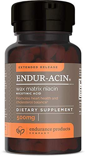 Endur-acin - 500mg Extended-Release Flush-Free Niacin review