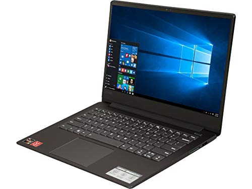 "Lenovo IdeaPad 530S 14"" FHD LED-Backlight Laptop, AMD Ryzen 5 2500U (>i7-7500U) up to 3.6GHz, 8GB DDR4, 256GB NVMe SSD, AMD Radeon Vega 8, USB 3.1 Type-C, Backlit Keyboard, Bluetooth, HDMI, Windows 10"