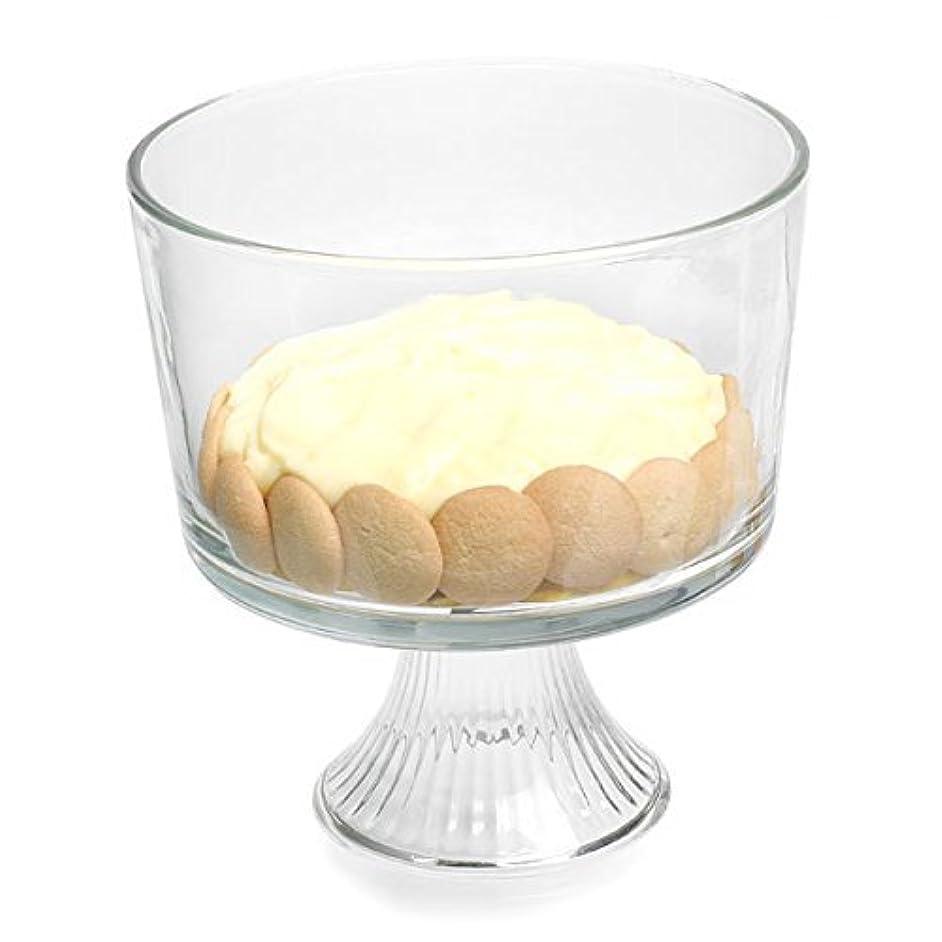 Anchor Hocking Monaco Trifle Bowl for Cake & Fruits