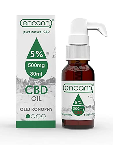 Hanföl - 30 ml | 5% | Premium Qualität
