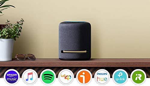 Echo Studio, Reacondicionado certificado - Altavoz inteligente con sonido de alta fidelidad y Alexa