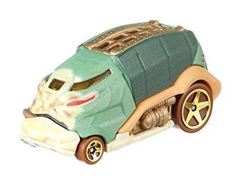 Hot Wheels Jabba The Hut–Modelle von Spielzeug