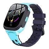 9Tong 4G Impermeable Reloj Inteligente Niño Telefono GPS Reloj Inteligente para Niños Cámara Llamada Reloj Inteligente para Niños GPS 4G SOS Táctil Pantalla Regalo