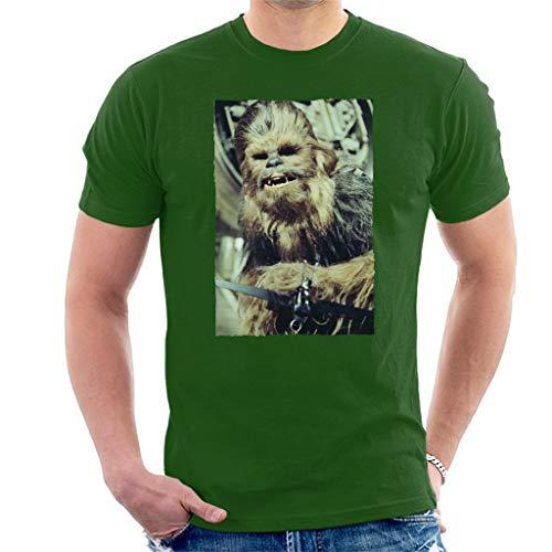Star Wars Chewbacca Bowcaster - Camiseta para hombre