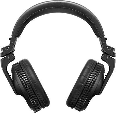 Pioneer DJ HDJ-X5BT-K Bluetooth DJ Headphones Black