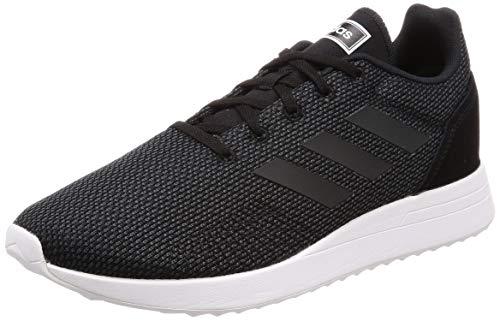 adidas Run70s, Damen Laufschuhe, Schwarz (Core Black/Carbon/Ftwr White Core Black/Carbon/Ftwr White), 38 2/3 EU (5.5 UK)