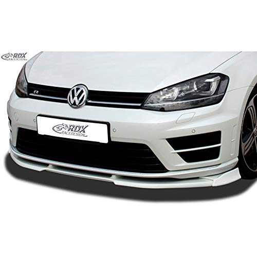 RDX Frontspoiler VARIO-X Golf 7 R Frontlippe Front Ansatz Vorne Spoilerlippe