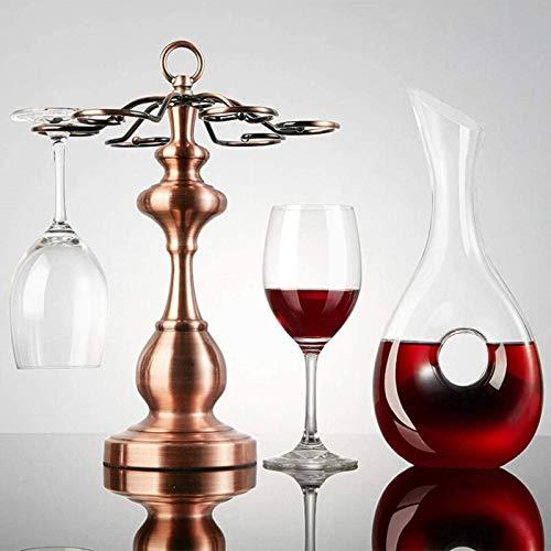 Skull Glass Vino Decantador de Vino y Gafas Conjunto de Vino Antter Fashion Creative Libra Libre Cristal de Cristal Vino Rojo Vino Rojo Hogar Alto Vino Vino Vino Anterina Copa de Vino Titular de Vino