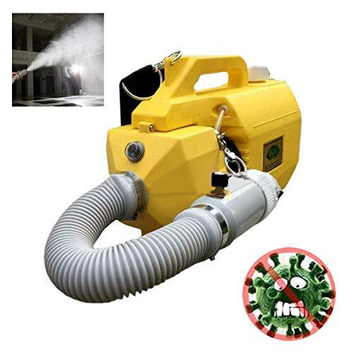 WOFEI Jardín pulverizador a presión pulverizador Ideal con Herbicida portátil de Baja Capacidad eléctrica del atomizador pulverizador Hospital Hotel la Escuela de desinfección, 220V / 50Hz