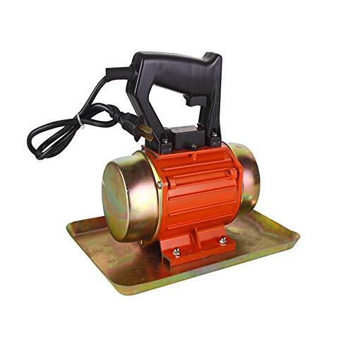 MXBAOHENG Betonvibrator Beton Flat Plate Vibrator Handheld Beton Zement Kelle Beton Vibrator Vibrator 250W 2840rpm 220V