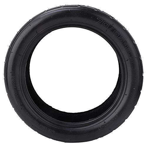 HTZ-M Neumático para Scooter de Equilibrio, neumático Inflable 70/65-6.5 y Juego de neumáticos de cámara Interior para Scooter de Equilibrio