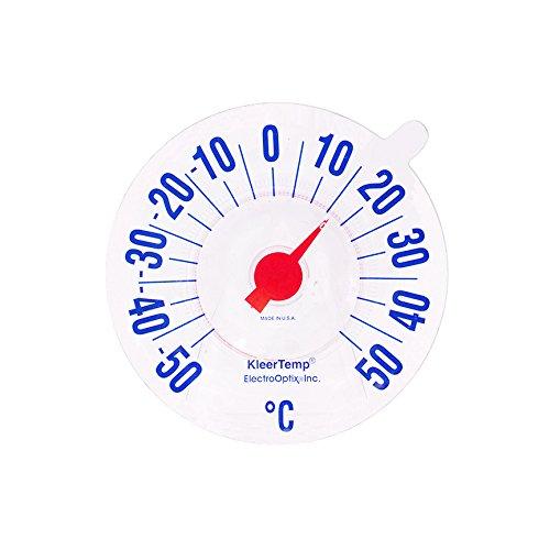 termometro da vetro per temperatura esterna elettrostatico