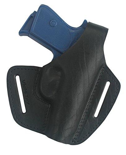 VlaMiTex B1 Leder Pistolenholster für Walther PP Manurhin