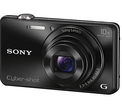 Sony Cyber-shot DSC-WX220 (Black)