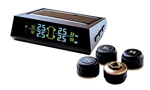 【国内メーカー製】TDR TPMS タイヤ空気圧モニター 空気圧監視システム 技適認証取得 TDM600EX
