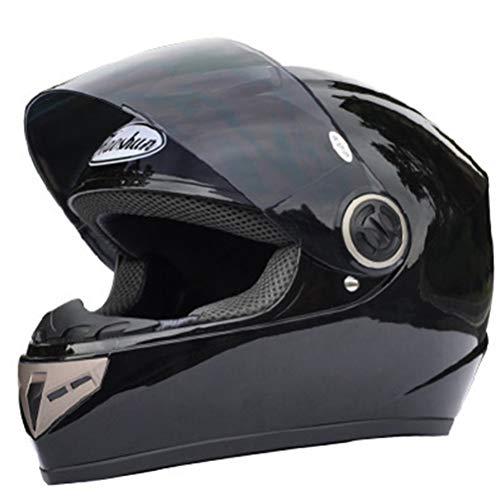 Casco Adulto de la Motocicleta de la calefacción Cascos Cascos de Seguridad...