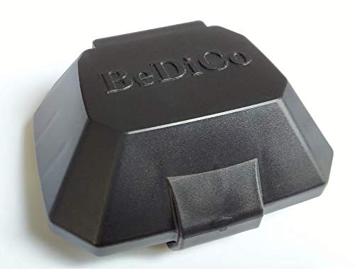 BeDiCo Yamaha - Cubierta protectora para bicicleta eléctrica (400/500 Wh, serie PW, por ejemplo, Haibike