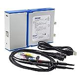 H HILABEE OSC482 USB PC Osciloscopio + Analizador De Espectro + Grabador De Datos 20M 48MSa / S