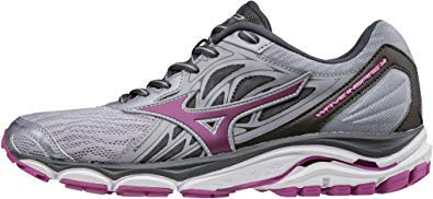 Mizuno Women's Wave Inspire 14 Running Shoe, Dapple...