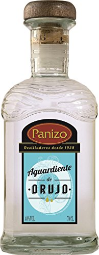 PANIZO agua ardiente de orujo botella 70 cl