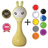 Alilo Smart Bunny (Sonajero Inteligente para Bebés) Baby Rattle Gift Media...
