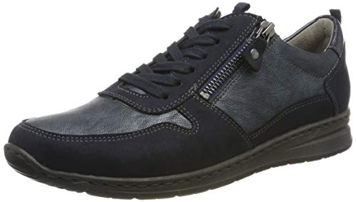Jenny Damen Sapporo 2262422 Sneaker, Blau (Navy, Blau 15), 39 EU