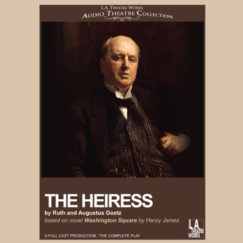 The Heiress audiobook cover art