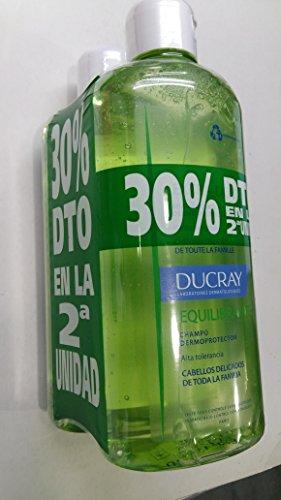 Ducray Ducray Equilibrante Champu 400Ml Pack - 1 Unidad