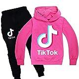 Dgfstm Abbigliamento sportivo per bambine e ragazze