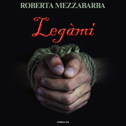 Legàmi audiobook cover art