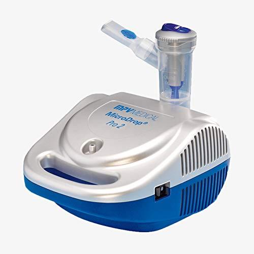 MicroDrop® Pro2 Professionelles komplett Inhalationsgerät für die ganze Familie