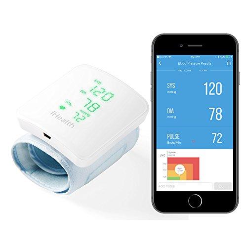 iHealth VIEW BP7S Vernetztes Handgelenk-Blutdruckmessgerät
