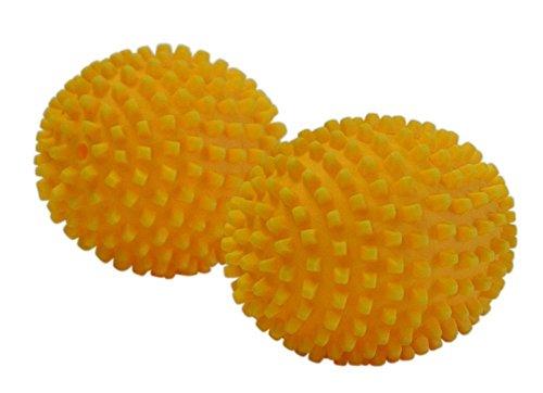 10 stuks (5 x 2-delige set) purlean wasdrogerballen, zacht wasgoed en ecologische wasverzachter besparen