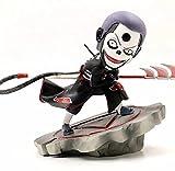 Got U Anime Naruto Akatsuki Fly Section Bai Jue Afei Mask Man Uchiha Belt Soil Pvc Doll Kids Toy ColeccióN De Regalos De CumpleañOs Fiesta De Anime Cupcake Holiday Toy 13 Cm
