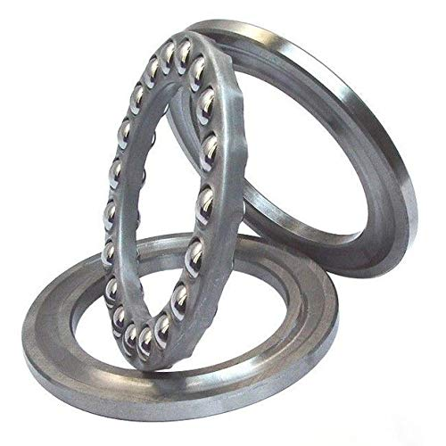 Ochoos Now free shipping Thrust Ball Seasonal Wrap Introduction Bearings with - and face Flat Thr
