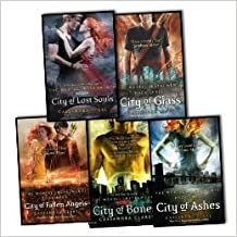 The Mortal Instruments Collection 5 Books Set Pack