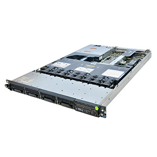 Enterprise HP ProLiant DL360 G7 Server 2x 2.66Ghz X5650 6C 72GB (Renewed)