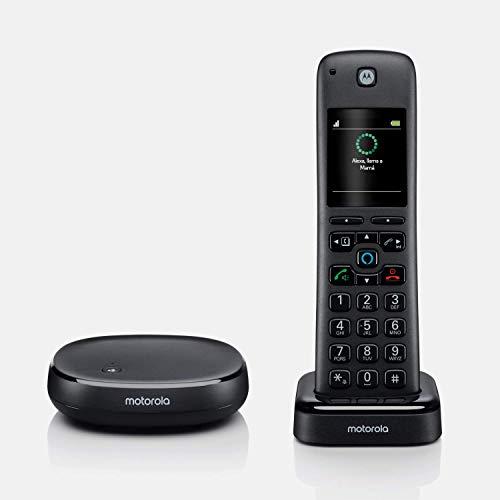 Teléfono inalámbrico Alexa Motorola AXH01