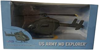Richmond Toys US Army MD Explorer Die-Cast Helicopter