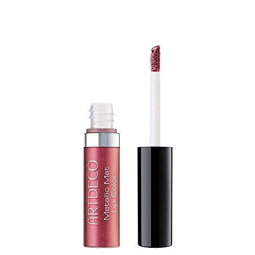 ARTDECO Metallic Mat Lip Color, matt metallische Lippenfarbe, Nr. 12, sunset boulevard