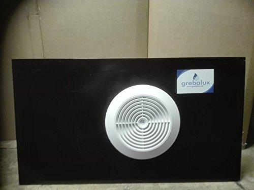 grebalux Fensterabdichtung für mobile Klimageräte,Komplettset für Rollladen bis 100 cm,alle Durchmesser