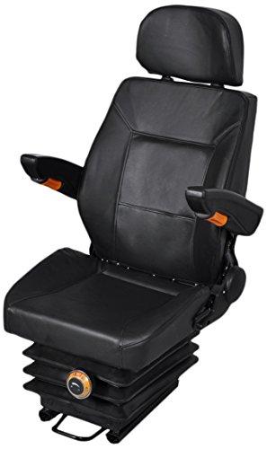 VidaXL 210158 Traktorsitz mit Armlehne und Kopfstütze