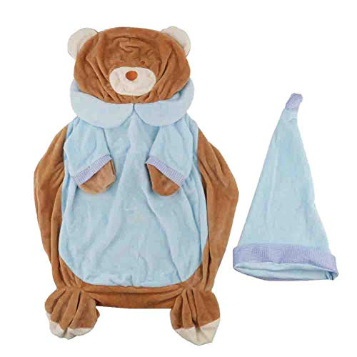 Buy Baby Plush Seat Portable Sofa Skin Soft Bean Bag Chair Comfort Cartoon Bear Chairs Washable Only...