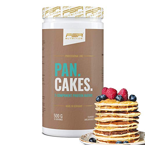 Protein Pancakes a basso...