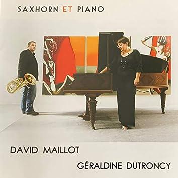 Saxhorn & Piano
