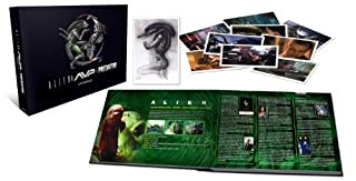 Coffret Ultra Collector en édition limitée - Alien et Predator (Coffret 9 films) - Exclusivité Amazon.fr [Blu-ray] (B006028UBS) | Amazon price tracker / tracking, Amazon price history charts, Amazon price watches, Amazon price drop alerts