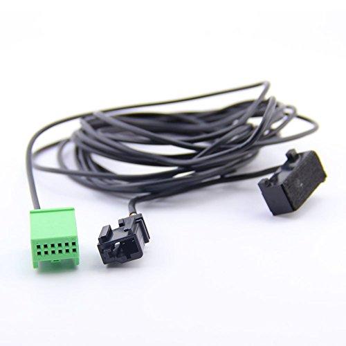 Faisceau de câbles Bluetooth + microphone pour VW RNS315 RNS510 MFD3 3BD 035 711